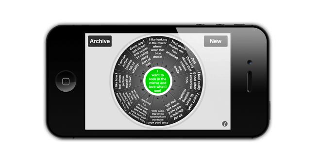 Focus Wheel App